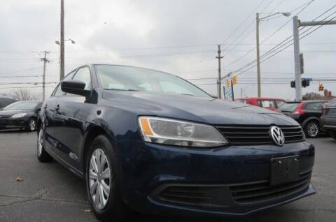 2014 Volkswagen Jetta for sale at Eddie Auto Brokers in Willowick OH