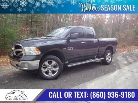 2015 RAM Ram Pickup 1500 for sale at EAGLEVILLE MOTORS LLC in Storrs CT