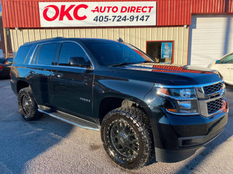 2017 Chevrolet Tahoe for sale at OKC Auto Direct in Oklahoma City OK