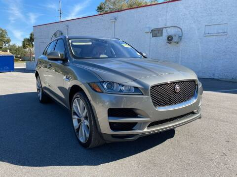 2018 Jaguar F-PACE for sale at Consumer Auto Credit in Tampa FL