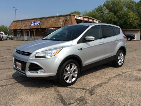 2013 Ford Escape for sale at MOTORS N MORE in Brainerd MN