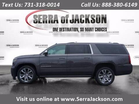 2017 Chevrolet Suburban for sale at Serra Of Jackson in Jackson TN