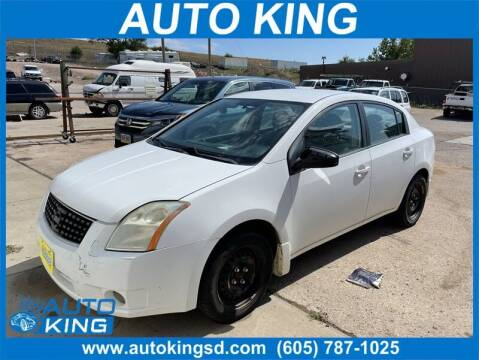 2009 Nissan Sentra for sale at Auto King in Rapid City SD