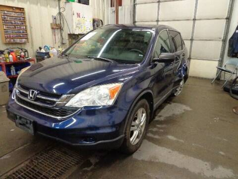 2010 Honda CR-V for sale at S & M IMPORT AUTO in Omaha NE