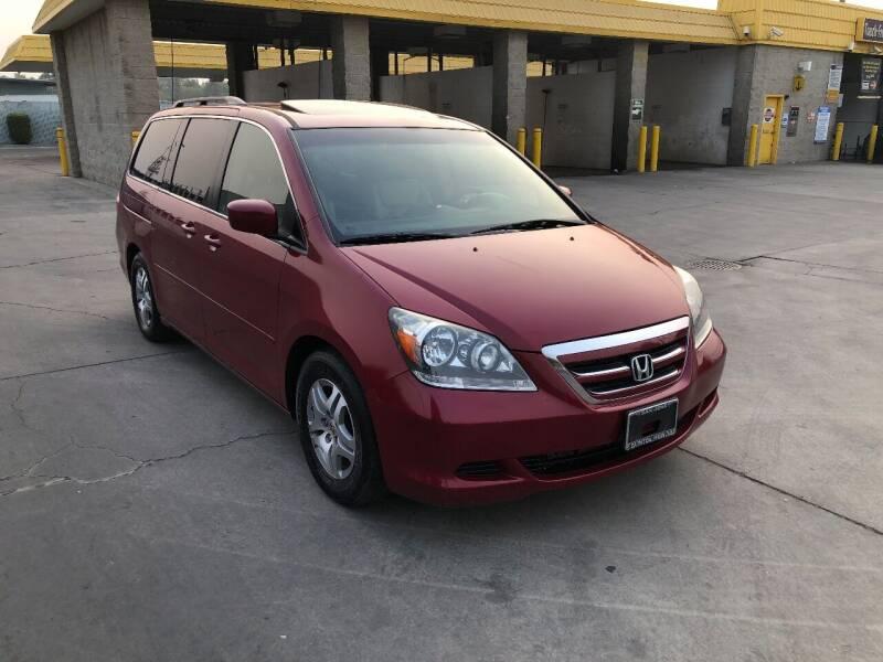 2005 Honda Odyssey for sale at Fast Lane Motors in Turlock CA