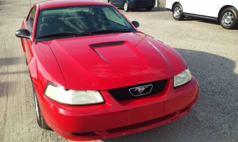 2000 Ford Mustang for sale at Pinellas Auto Brokers in Saint Petersburg FL