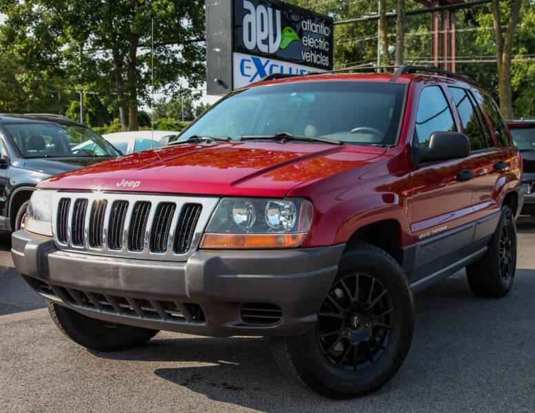 2001 Jeep Grand Cherokee for sale at EXCLUSIVE MOTORS in Virginia Beach VA