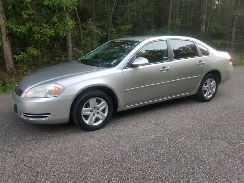 2008 Chevrolet Impala for sale at J & J Auto Brokers in Slidell LA