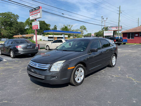 2007 Ford Fusion for sale at Sam's Motor Group in Jacksonville FL