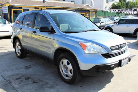 2008 Honda CR-V for sale at Good Vibes Auto Sales in North Hollywood CA
