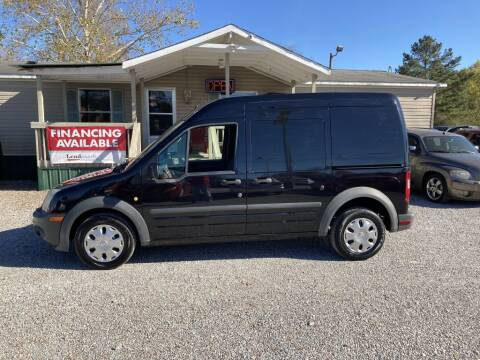 2012 Ford Transit Connect for sale at Space & Rocket Auto Sales in Hazel Green AL