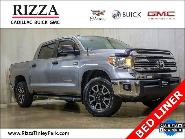 2017 Toyota Tundra for sale in Tinley Park, IL