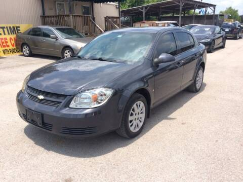 2009 Chevrolet Cobalt for sale at OASIS PARK & SELL in Spring TX