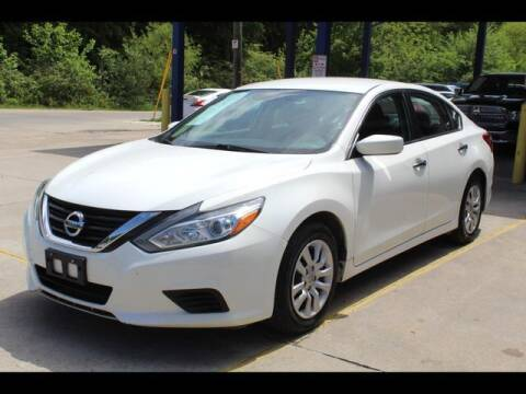 2016 Nissan Altima for sale at Inline Auto Sales in Fuquay Varina NC