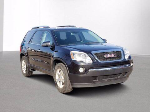 2009 GMC Acadia for sale at Jimmys Car Deals in Livonia MI