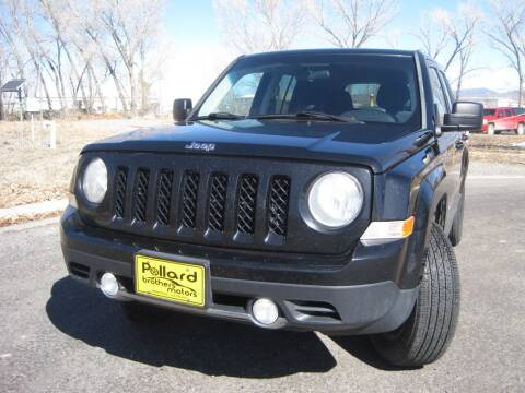 2012 Jeep Patriot for sale at Pollard Brothers Motors in Montrose CO