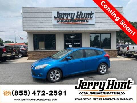 2014 Ford Focus for sale at Jerry Hunt Supercenter in Lexington NC