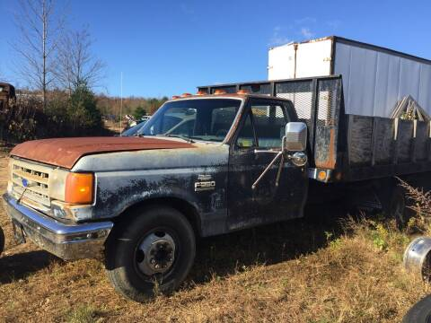 1989 Ford F-350 for sale at Classic Heaven Used Cars & Service in Brimfield MA