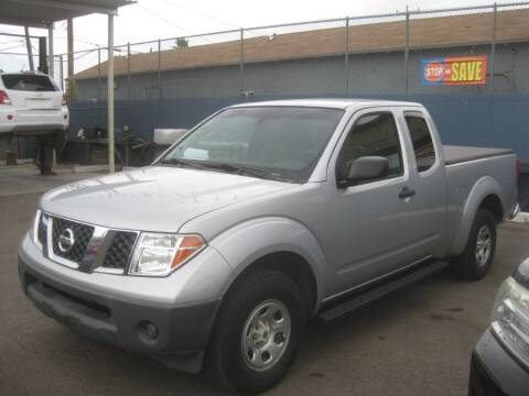 2007 Nissan Frontier for sale at Town and Country Motors - 1702 East Van Buren Street in Phoenix AZ