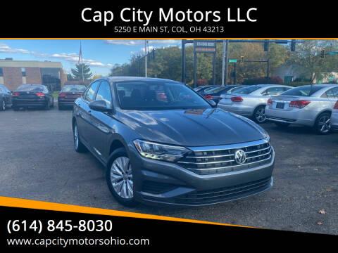 2019 Volkswagen Jetta for sale at Cap City Motors LLC in Columbus OH