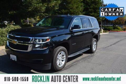 2020 Chevrolet Tahoe for sale at Rocklin Auto Center in Rocklin CA