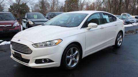 2014 Ford Fusion for sale at JBR Auto Sales in Albany NY