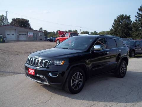 2017 Jeep Grand Cherokee for sale at SHULLSBURG AUTO in Shullsburg WI