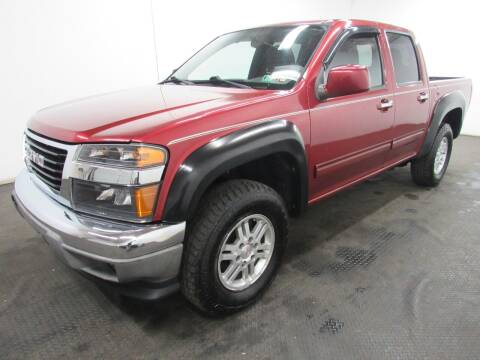 2011 GMC Canyon for sale at Automotive Connection in Fairfield OH