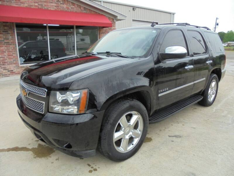 2013 Chevrolet Tahoe for sale at US PAWN AND LOAN in Austin AR