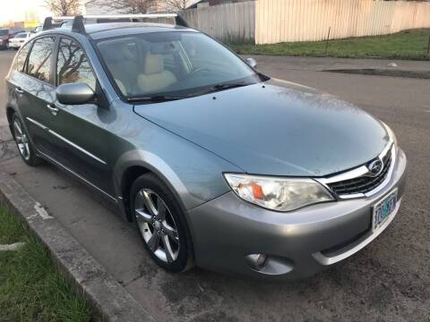 2009 Subaru Impreza for sale at Chuck Wise Motors in Portland OR