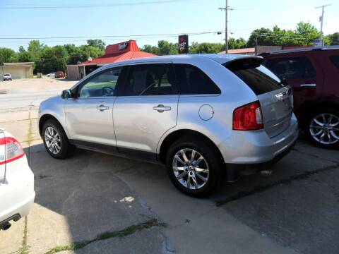 2013 Ford Edge for sale at C MOORE CARS in Grove OK
