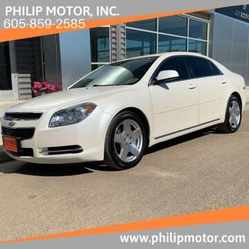 2010 Chevrolet Malibu for sale at Philip Motor Inc in Philip SD