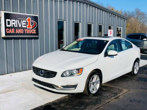 2014 Volvo S60 for sale at Drive 1 Car & Truck in Springfield OH