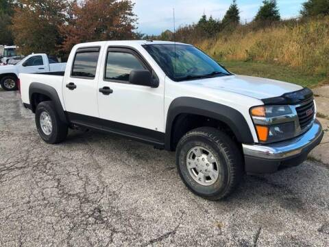 2008 GMC Canyon for sale at VENTURE MOTORS in Wickliffe OH