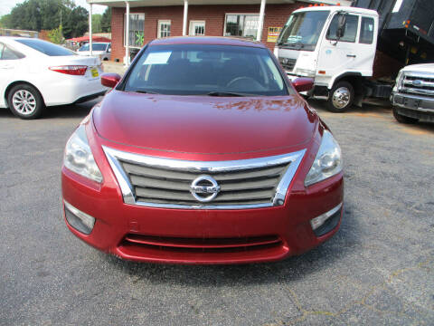 2014 Nissan Altima for sale at LOS PAISANOS AUTO & TRUCK SALES LLC in Doraville GA