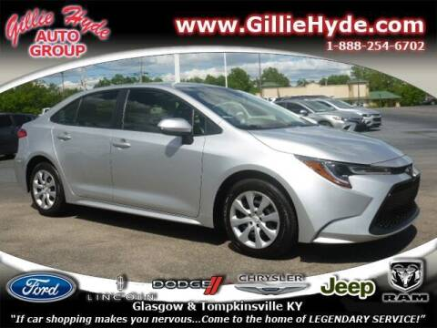 2020 Toyota Corolla for sale at Gillie Hyde Auto Group in Glasgow KY