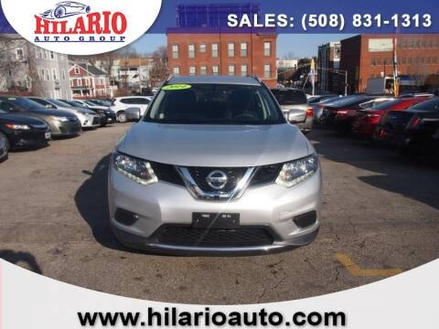 2014 Nissan Rogue for sale at Hilario's Auto Sales in Worcester MA