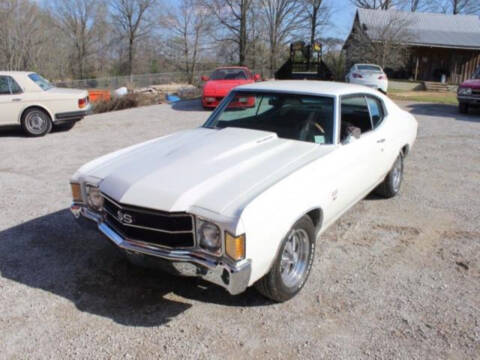 1972 Chevrolet Chevelle for sale at Hines Auto Sales in Marlette MI