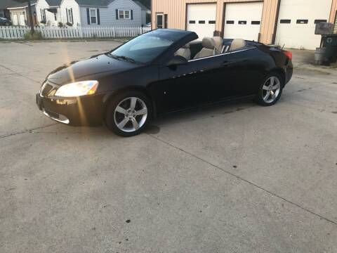 2007 Pontiac G6 for sale at Walker Motors in Muncie IN