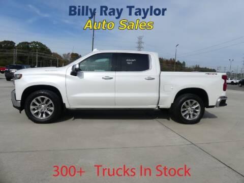 2019 Chevrolet Silverado 1500 for sale at Billy Ray Taylor Auto Sales in Cullman AL