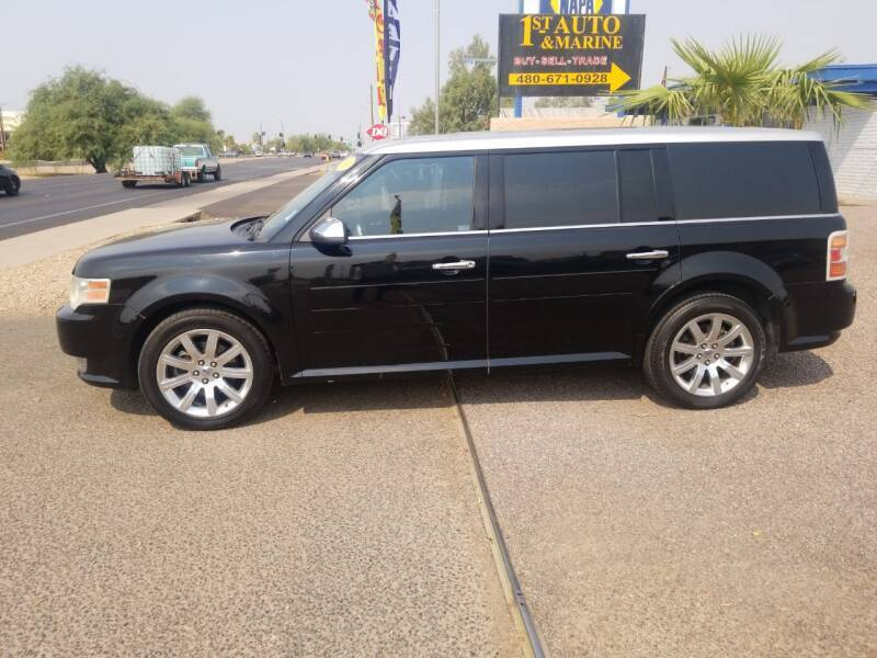 2009 Ford Flex for sale at 1ST AUTO & MARINE in Apache Junction AZ