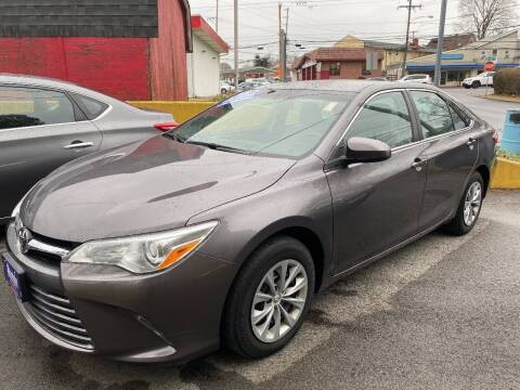 2015 Toyota Camry for sale at Autobahn Motor Group in Willow Grove PA