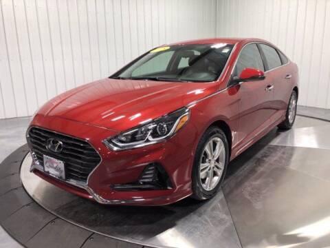 2018 Hyundai Sonata for sale at HILAND TOYOTA in Moline IL