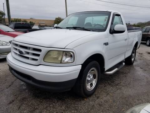 2002 Ford F-150 for sale at Fantasy Motors Inc. in Orlando FL