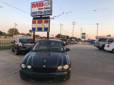 2003 Jaguar X-Type for sale at MB Auto Sales in Oklahoma City OK