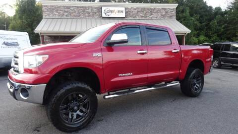 2012 Toyota Tundra for sale at Driven Pre-Owned in Lenoir NC