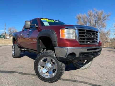 2009 GMC Sierra 2500HD for sale at UNITED Automotive in Denver CO