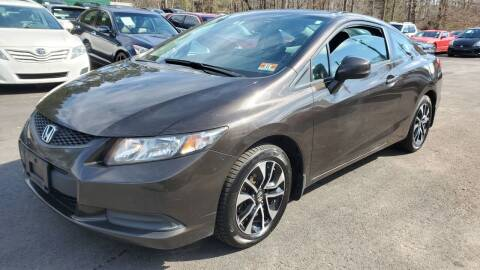 2013 Honda Civic for sale at GA Auto IMPORTS  LLC in Buford GA