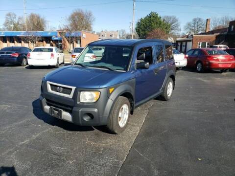 2006 Honda Element for sale at JC Auto Sales in Belleville IL