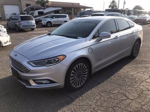 2017 Ford Fusion Energi for sale at Stephen Wade Pre-Owned Supercenter in Saint George UT